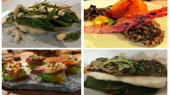 Plats del restaurant Les Voltes / Imatges: Instagram Les Voltes