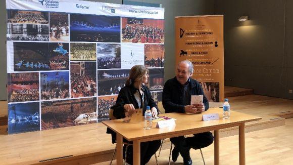 L'OSSC oferirà un nou cicle de música de cambra per 'apropar' la música clàssica a tots els públics