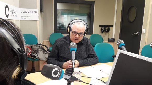 L'historiador José Fernando Mota