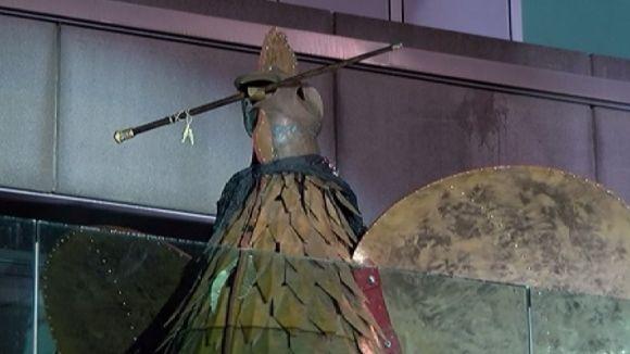 El Gall del Carnaval carrega contra les 'disfresses' de la política local