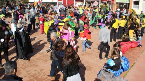 La disbauxa del Carnaval també s'estén pels districtes