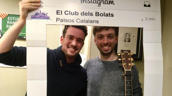 Victor Arbelo i Oriol Padrós, aquesta setmana a 'El Club dels Bolats'