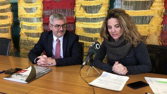 La Cambra de Terrassa i l'Ajuntament s'uneixen de nou per impulsar la internacionalització