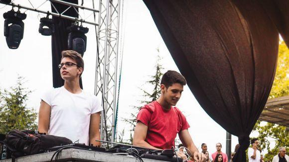 Els DJs Germinator & Paul Graham enceten avui el cicle de Nits d'Electrònica