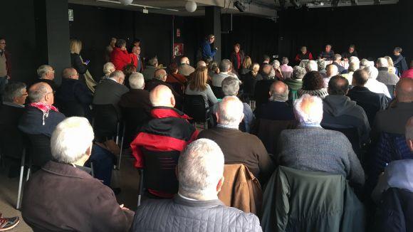 La Plataforma de Pensionistes i Jubilats de Sant Cugat, a punt per constituir-se legalment