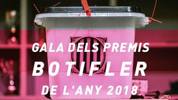Mercè Conesa, Botiflera Honorífica en els premis Botifler de l'Any d'Arran