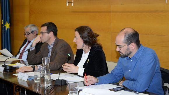 Energia, aigua, habitatge i educació centren el consell d'alcaldes i alcaldesses del Vallès Occidental