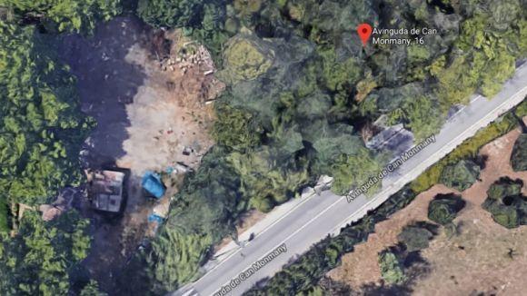 L'Ajuntament obrirà un expedient per recuperar una zona verda de Valldoreix ocupada