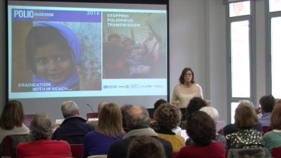 La Unipau reivindica la pau i la lluita contra la pobresa per millorar la salut de la ciutadania
