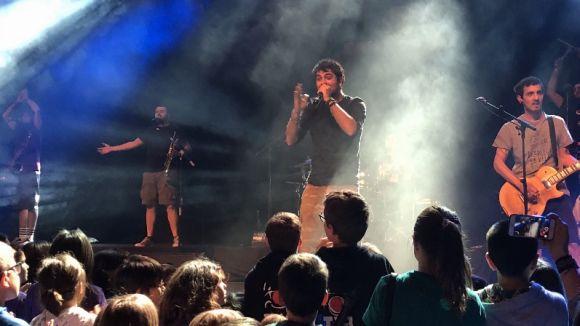Màxima afluència al Petits Camaleons Bonus Track en la represa del festival suspès l'1-O