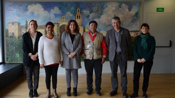 La ciutat es compromet a donar suport i protecció als defensors dels drets humans a Colòmbia