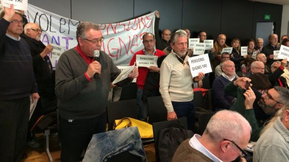 Pensions i vianantitzacions protagonitzen l'audiència pública del ple de febrer