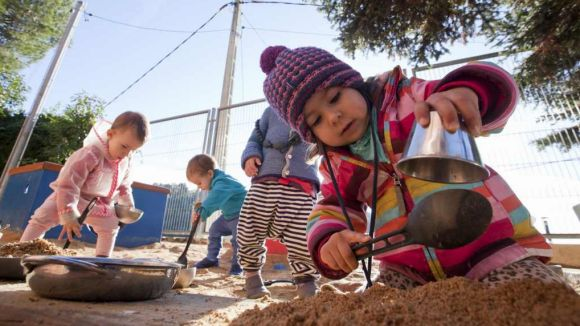 Sant Cugat insta la Generalitat a saldar les quantitats pendents en matèria d'escoles bressol