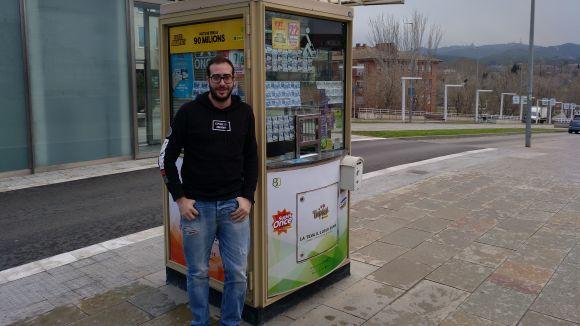El Cupó Diari de la ONCE reparteix 350.000 euros a Sant Cugat