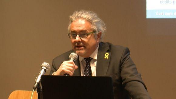 Enric Ticó (FGC): 'La T-Mobilitat ha de servir per superar el sistema de corones'