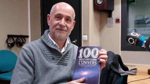 Joan Anton Català (científic i escriptor): 'Hi ha qüestions sobre l'univers que no podrem resoldre mai'