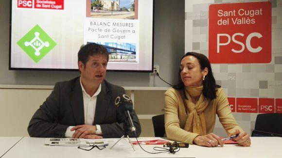 El PSC, obert a reprendre el pacte de govern amb el PDeCAT-Demòcrates