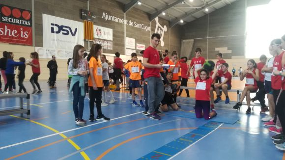 La 1a jornada de la lliga d'atletisme arriba aquest dissabte / Font: Cugat.cat
