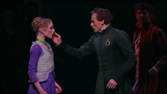 'El conte d'hivern' de The Royal Ballet es projecta en directe avui a la Sala Cinesa