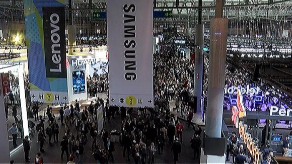 El congrés aplega milers d'assistents