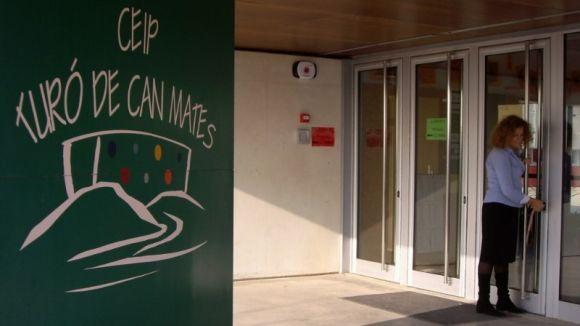 El centre es troba al carrer de Josep Irla, 50 / Foto: Escola Turó de Can Mates
