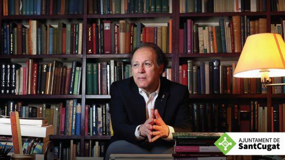El Xalet Negre ofereix dimecres una xerrada de l'escriptor Javier Marías sobre les novel·les de ficció
