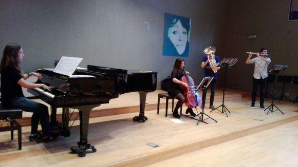 Joventuts Musicals omple març amb quatre concerts per promocionar el talent jove