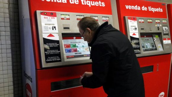 Últim dia per fer servir els bitllets de metro, ferrocarrils i autobusos de TMB comprats al 2017