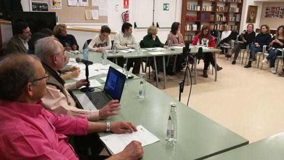 Imatge d'un consell de barri anterior / Foto: Cugat.cat