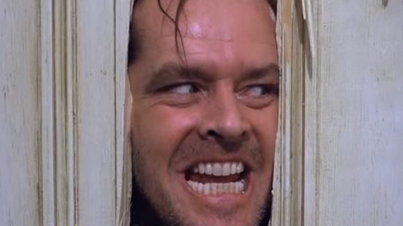 Jack Nicholson al film 'The Shining' /Imatge: YouTube