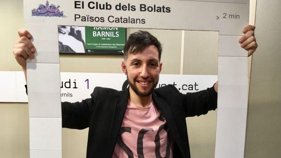 El jazz mediterrani d'Anthus, a 'El Club dels Bolats'