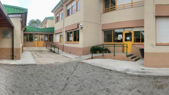 L'EMD canvia el gas propà a l'escola Ferran i Clua per una instal·lació de gas natural