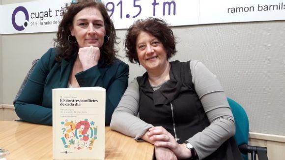 D'esquerra a dreta, Susana García i Maria Helena Tolosa