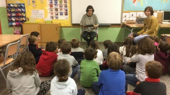 L'escola Catalunya concursa al projecte 'Biblio(R)evolució' de la Fundació Bofill