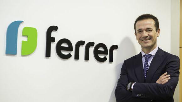 Mario Rovirosa serà el nou conseller delegat de Ferrer a partir de l'abril