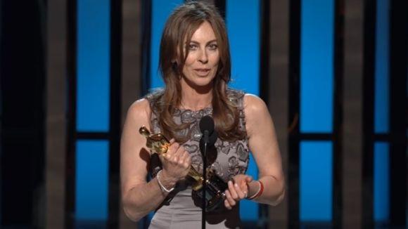 Kathryn Bigelow ha estat l'única dona que ha guanyat un Oscar com a millor directora /Imatge: You Tube