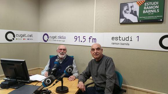 Eduard Jener i Josep Sala