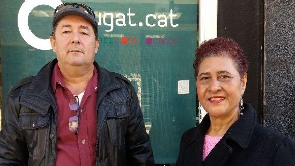 Edilberto Daza i Silvia Irene Berrocal