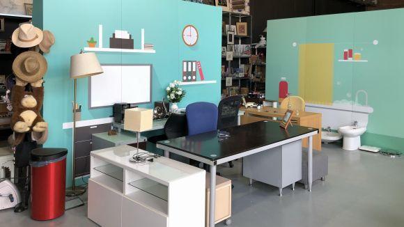 L'espai interior de l'ambiteca s'ha ordenat per ser més atractiu pels visitants