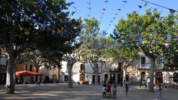 L'Ajuntament renovarà vuit plataners de la plaça de Barcelona