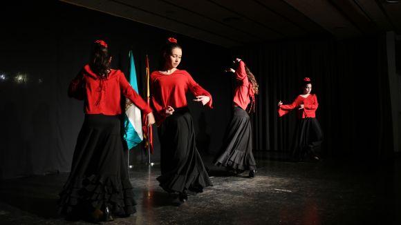 La comunitat andalusa reivindica al CPA la seva pertinença a la ciutat en la celebració del seu dia