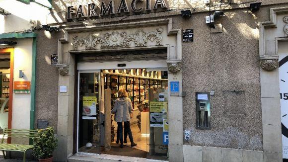 La Campanya de Medicaments Solidaris recapta 630 euros el primer dia amb un descens respecte altres anys