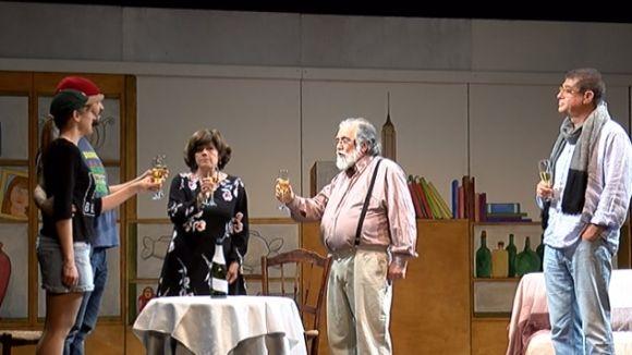 Mira-sol Teatre s'endinsa en un món on l'amor és impossible amb l'obra 'A mi no em diguis amor'