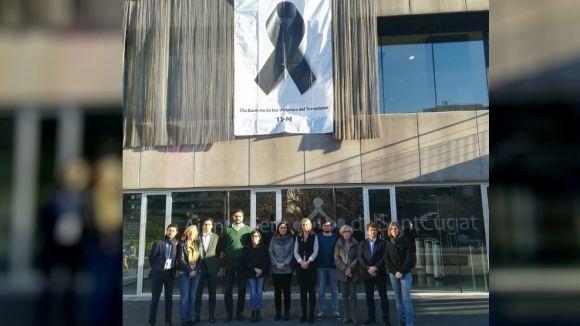 Nou gest municipal en suport a les víctimes de terrorisme