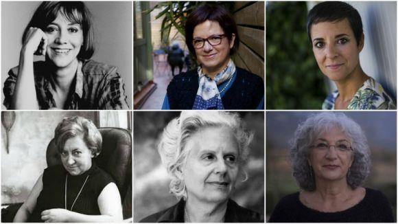 Les obres de sis escriptores catalanes protagonitzen la iniciativa