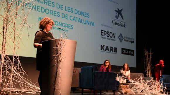 El WiP Congres posa sobre la taula l'emprenedoria 'en femení' per 'fer volar' les dones emprenedores