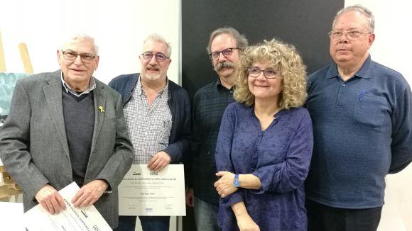Els extreballadors que van recuperar el patrimoni material de Delphi, Premi Gausac de Cultura