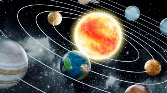 El sistema solar es va formar fa 4.600 milions d'anys