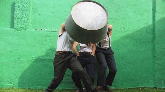 És un espectacle de la companyia Pedres a les butxaques / Foto: web XCCP