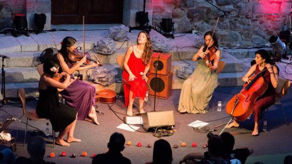 UNA en concert / Foto: Facebook UNA